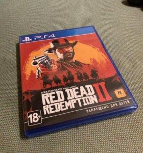 Red dead redemption 2 для ps4