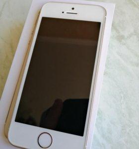 iphone SE Gold 128GB