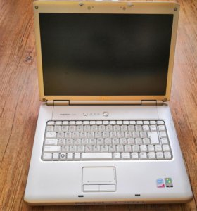 Ноутбук Dell inspiron 1520