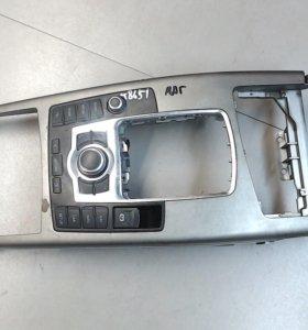 Рамка под кулису Audi A6 (C6) 2005-2011