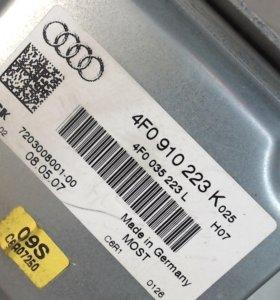 Усилитель звука Audi A6 (C6) 2005-2011
