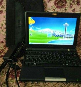 Нетбук Asus Eee PC 900 + чехол