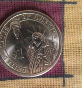1 доллар, 2007 Президент США - Джордж Вашингтон