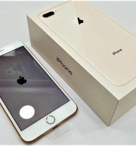 Apple iPhone 8 + 64 Gb Gold