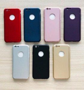 Чехлы 360* для iPhone