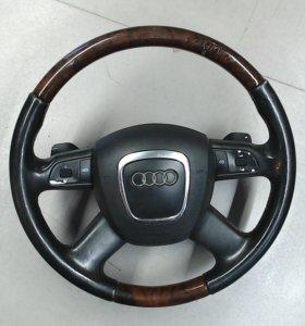 Руль Audi A6 (C6) 2005-2011