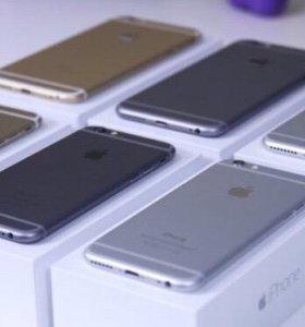 iPhone 6S ( новые,оригинальные)