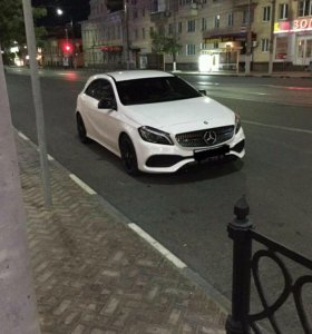 Mercedes-Benz A-Класс, 2016
