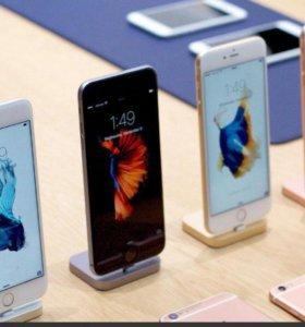 новый iPhone 5, 5s, 6, 6 plus, 6s, 7, 7 plus, 8, X