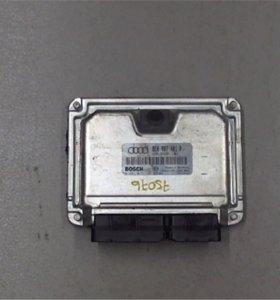 Блок управления (ЭБУ) Audi A6 (C5)   Ауди А6 (С5) 1997-2004, 2002