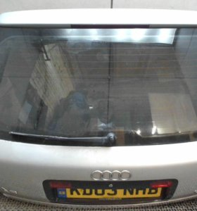 Моторчик стеклоочистителя (дворников) задний Audi A6 (C5)   Ауди А6 (С5) 1997-2004, 2003