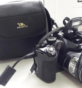 Компактная камера Nikon P510 Black