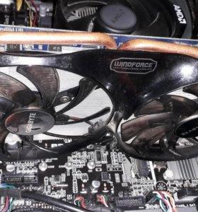 R9 270 (HD7850)OC 2GB 256BIT DDR5