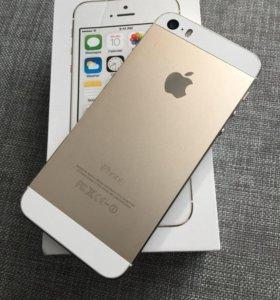Смартфон Apple iPhone 5S 32Gb Gold