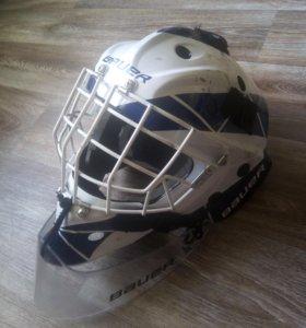 Шлем вратаря bauer profile 940x +стекло bauer s17