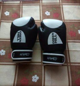 Блксёрские перчатки
