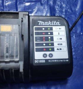 Зарядка аккумулятора шуруповерт makita 14 15