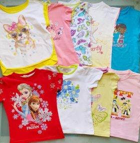 91628d9ed8f26 Купить детскую футболку (для мальчика и девочки) - в Хабаровске по ...
