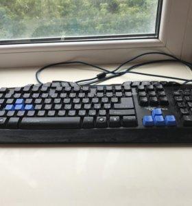 Клавиатура qumo gamer