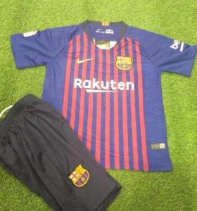 Футболка+шорты клуба Барселона