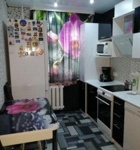 Квартира, 3 комнаты, 52.1 м²
