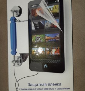 Защитная плёнка для Sony Xperia M
