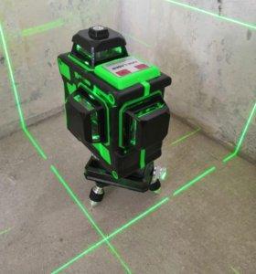 Лазерный 3D уровень