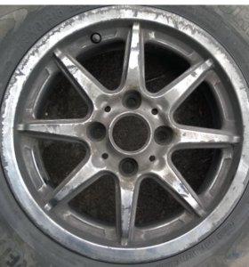 Литой диск, колеса на ваз R13