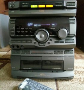 Sony MHC-RX70 головной блок