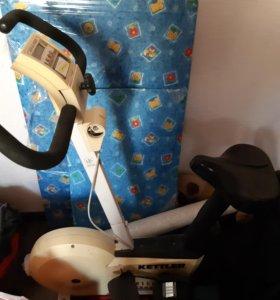Продам велотренажёр kettler