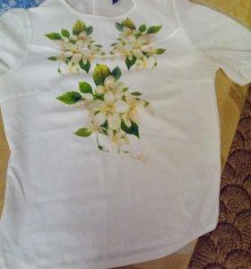 Блузки рубашки женские.