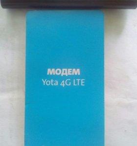 Модем Йота 4g
