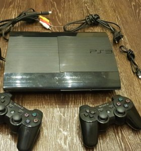 Sony Playstation 3 Slim 350GB