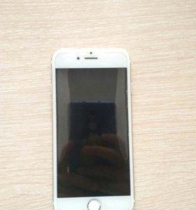 iPhone 6 gold 16 гб