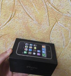 Продам ретро iPhone 3GS