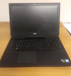 Игровой ноутбук Dell Inspiron 7567