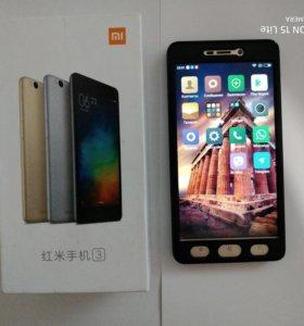 Продам Xiaomi Redmi 3 в хорошем рабочем состоянии