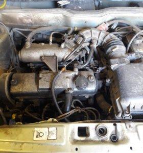 Двигатель 2115, 2114