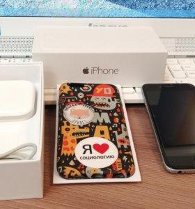 IPhone 6 в отличном состоянии