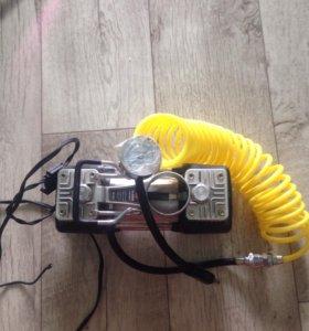 Мощный автомобильный компрессор