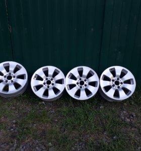 Литые диски BMW R 17