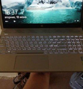 Ноутбук HP (игровой процессор)