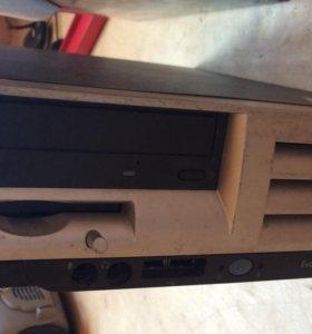 HP Compaq evo d500