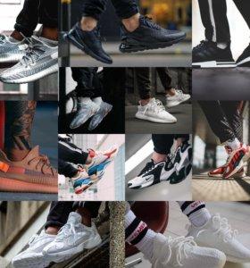 Мужские кроссовки, Женские кроссовки номер