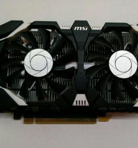 Видеокарта GeForce GTX 1050 Ti 4GT OC
