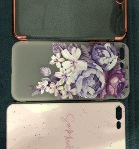 Чехлы на IPhone 8 plus, 5/5s