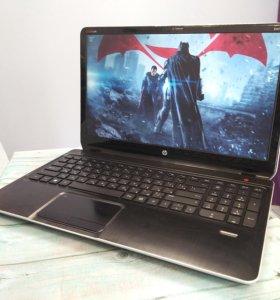 Отличный ноутбук HP Envy M6-1105er гарантия 30дн