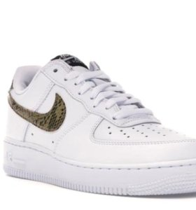 Nike Air Force1 Low Retro Ivori Snake