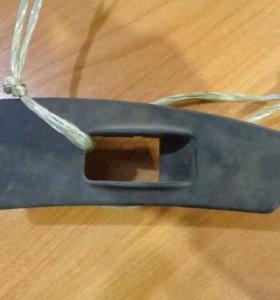 Накладка блока управления стеклоподъемниками задняя левая для Джили Отака СК 2006-2008.