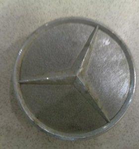 Колпак декоративный легкосплавного диска  Мерседес Бенц Е W210 Класс 1995-2000.  A2014000425